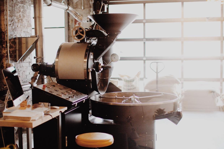 Klvn Coffee roaster