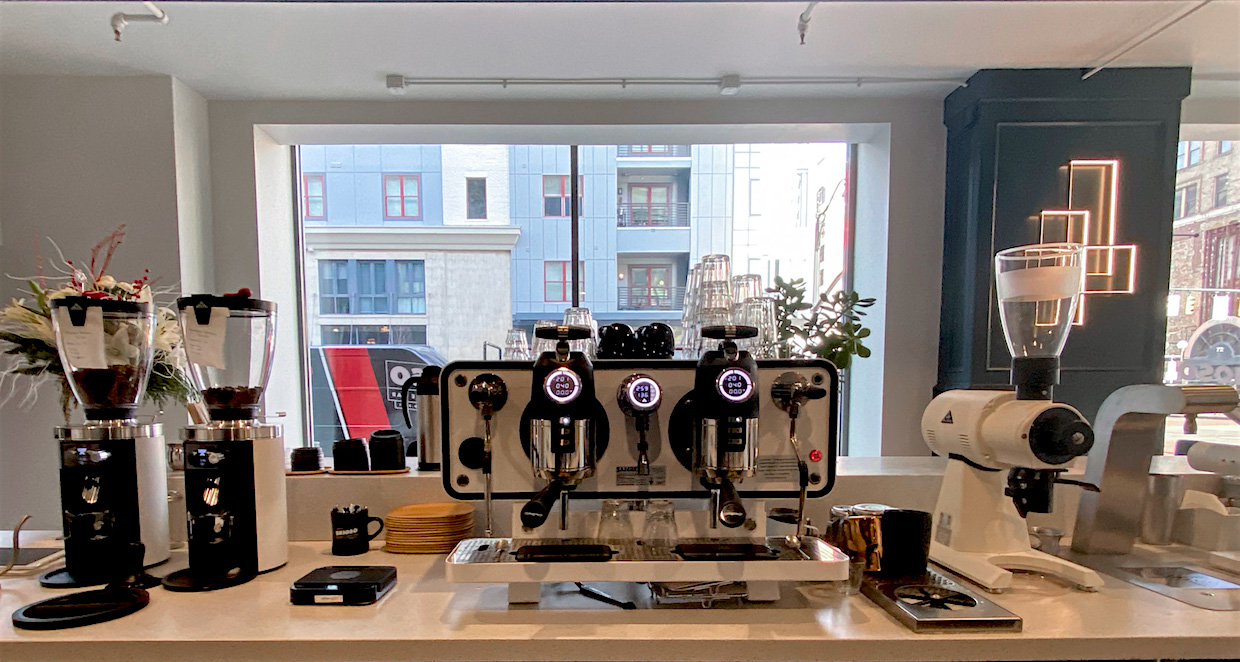 Sanremo Opera coffee bar