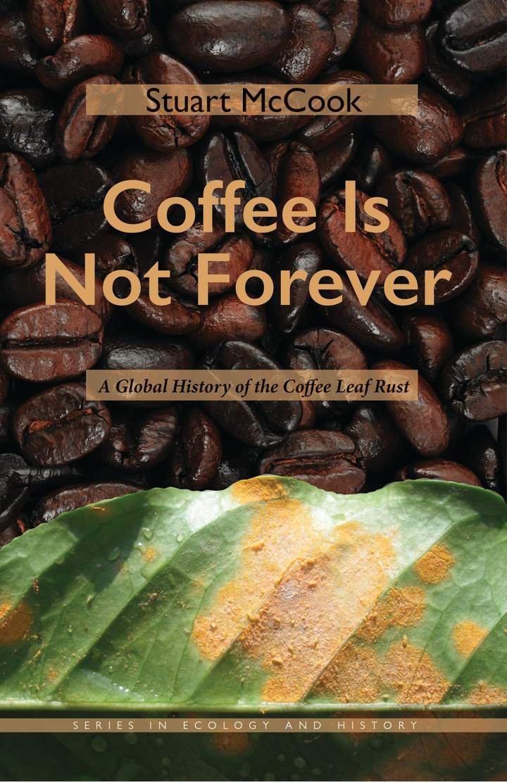 Coffee Is Not Forever book