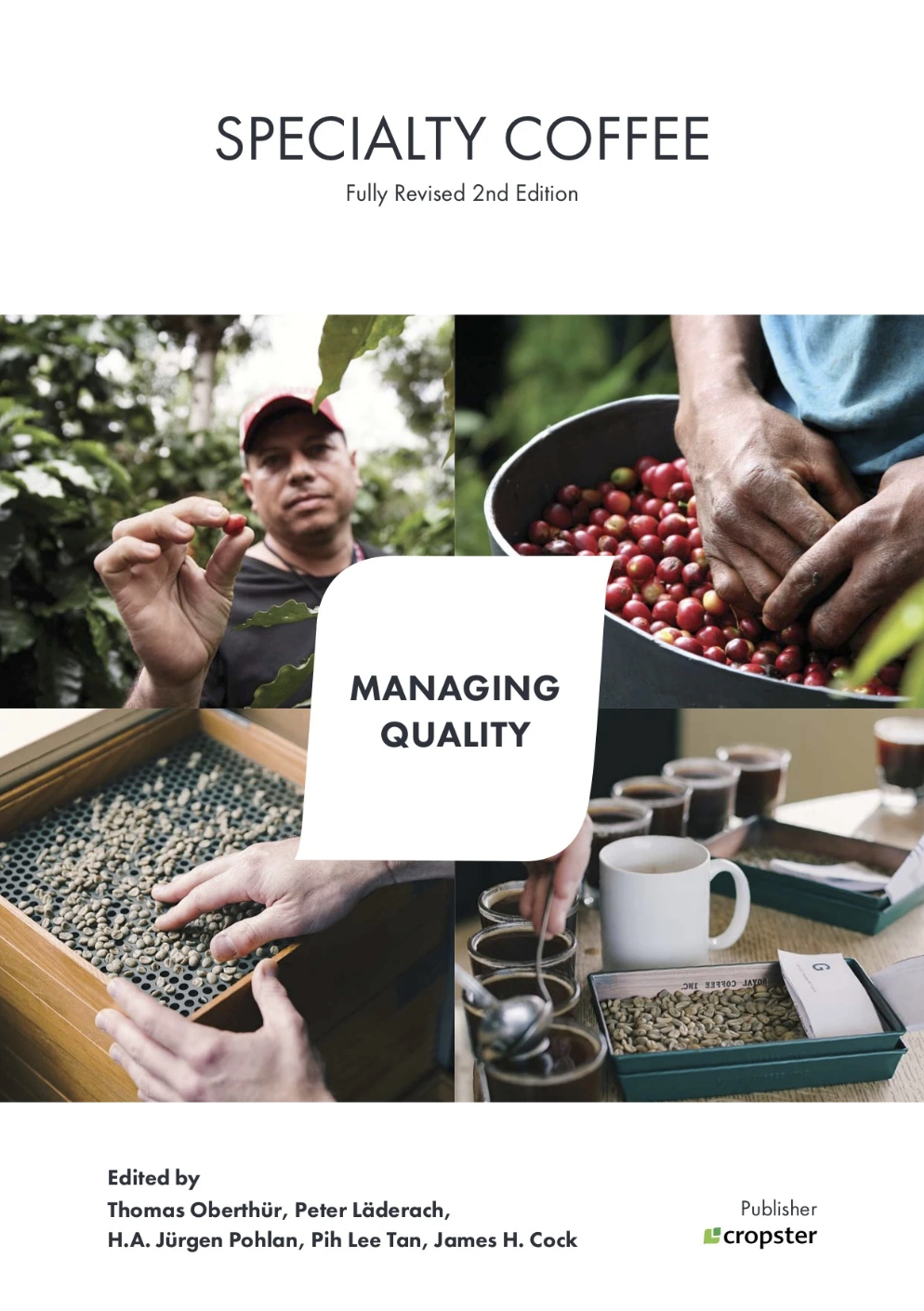 Cropster Specialty Coffee Book