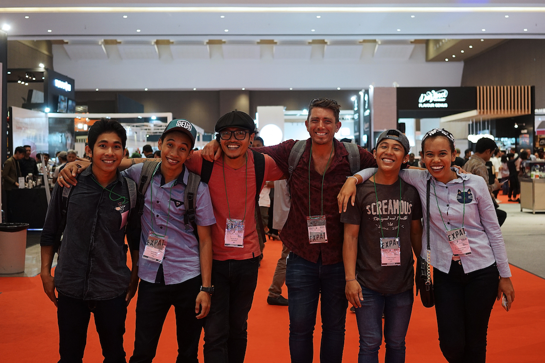 Expat Roasters team