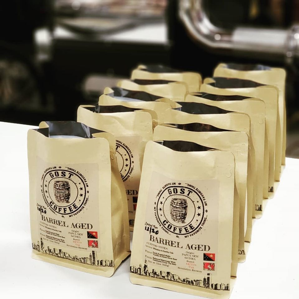 Gost coffee bags