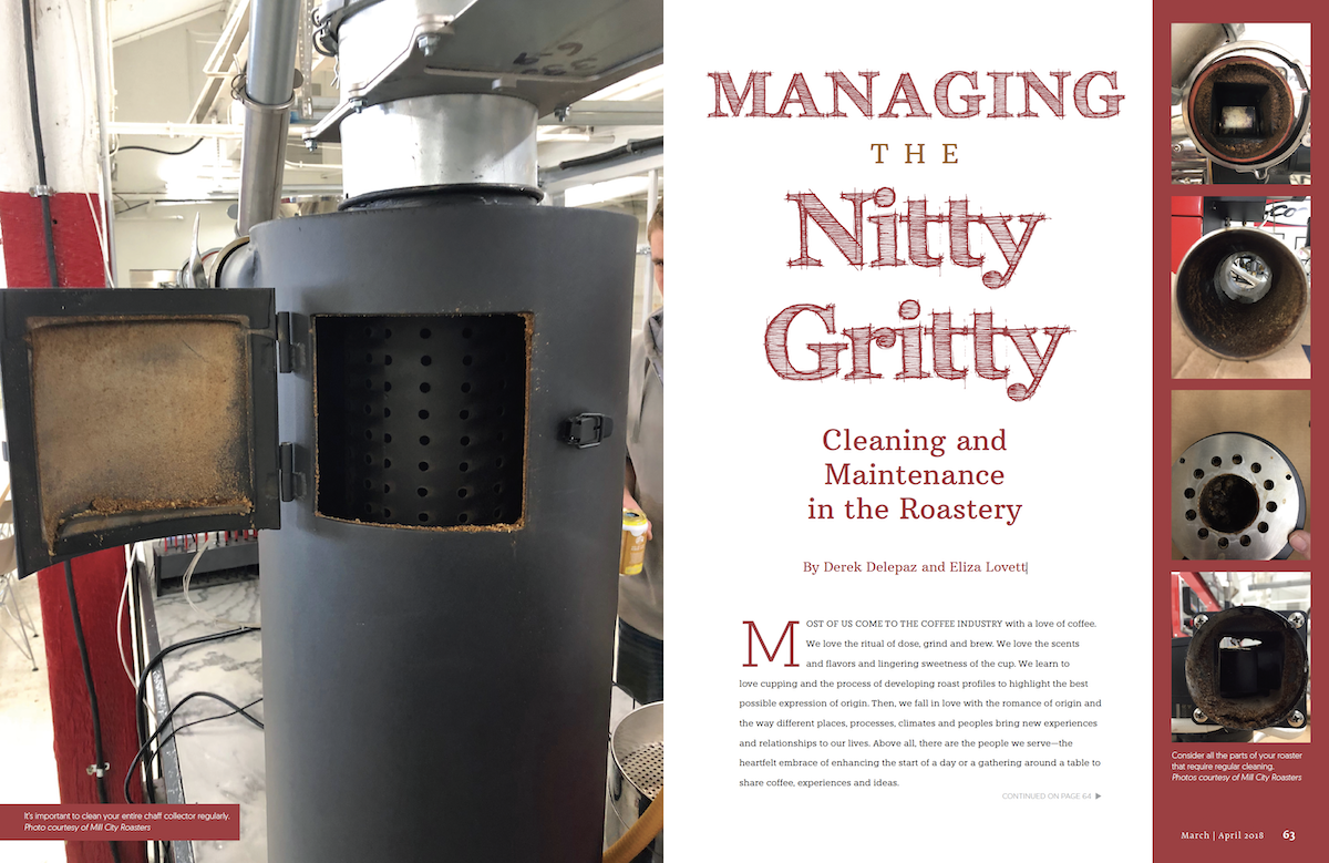 Managing the Nitty Gritty