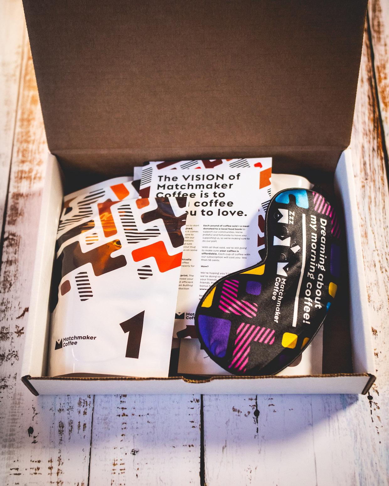 Matchmaker Coffee Box
