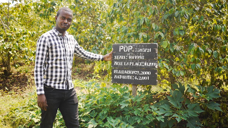 Help Support the Family of Rwandan Coffee Star Pascal Kalisa