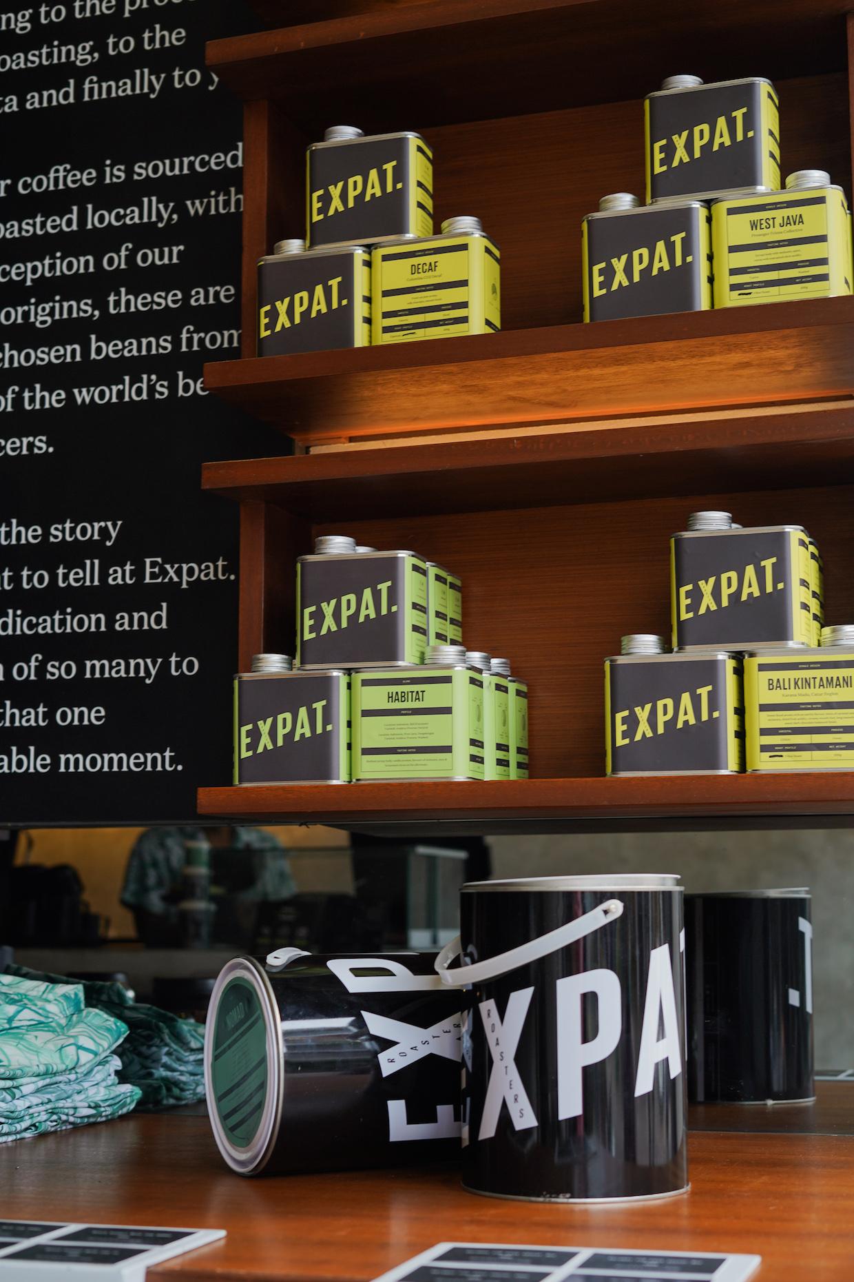 coffee tins