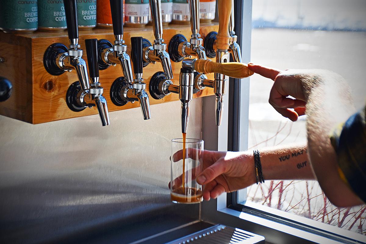 cold brew tap