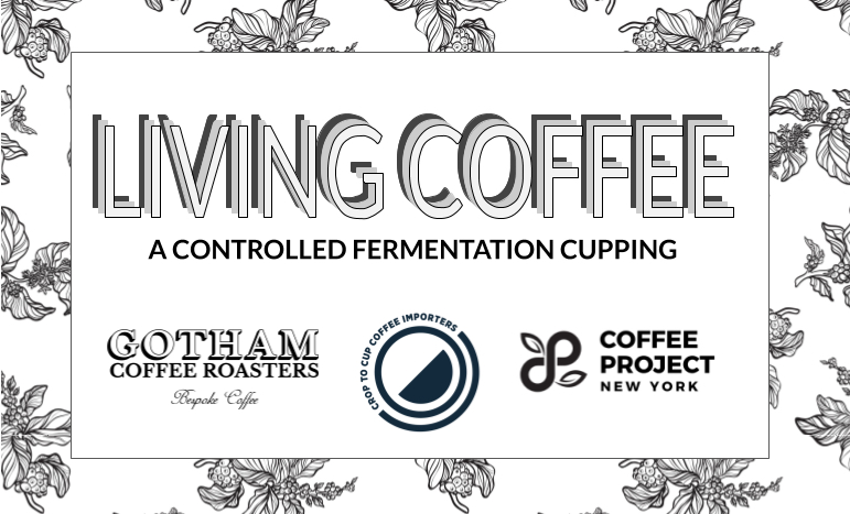 Living Coffee flier