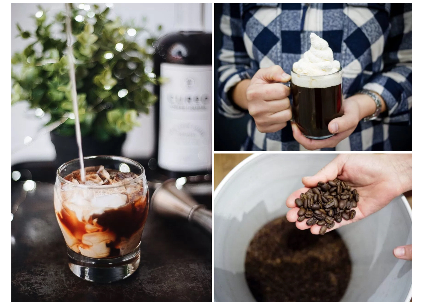 Inspired winter cocktail recipes with 9 coffee liqueurs daily coffee liqueur cocktails forumfinder Images
