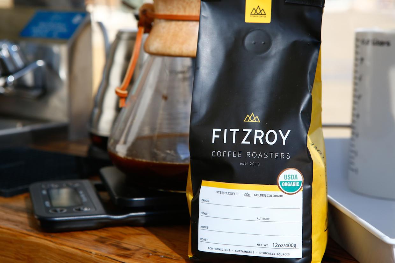 Fitzroy Coffee bag