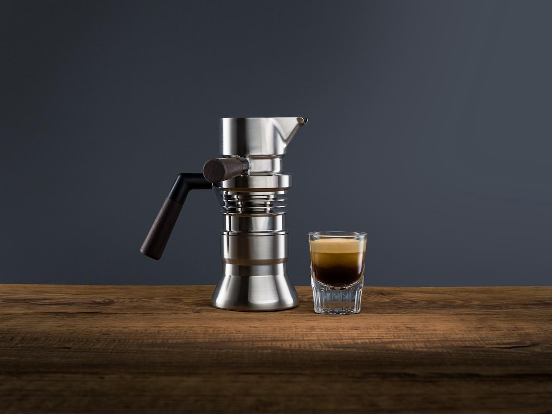 9barista espresso brewer