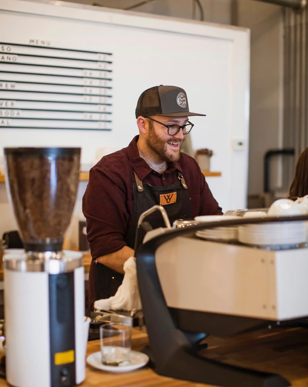 Andy LaBolle barista