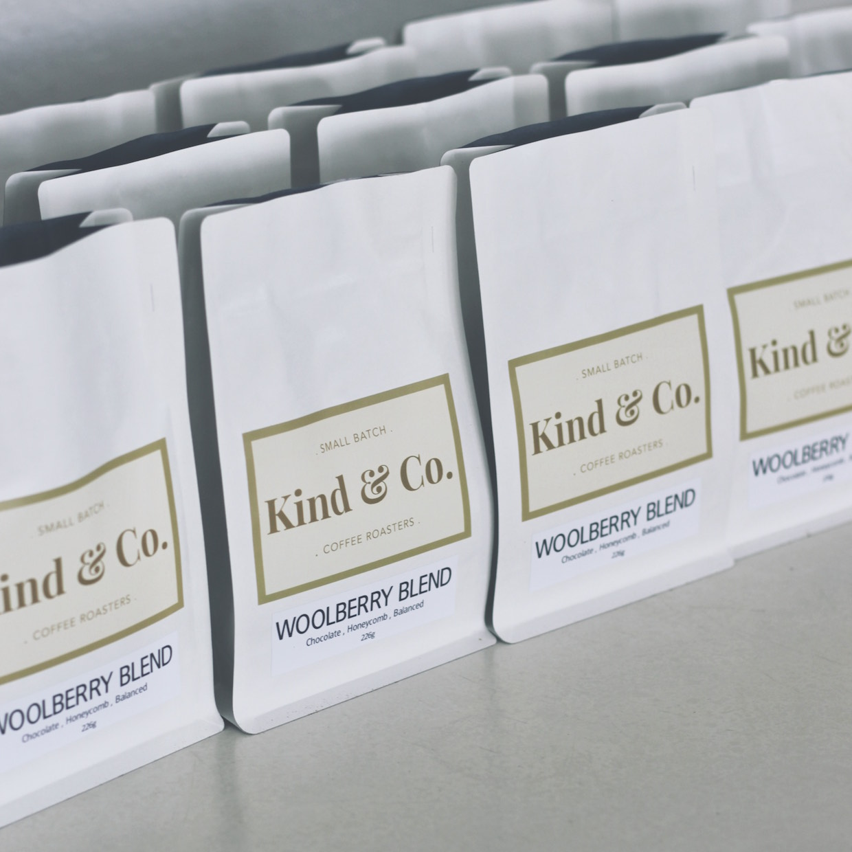 Kind and Co. coffee bags