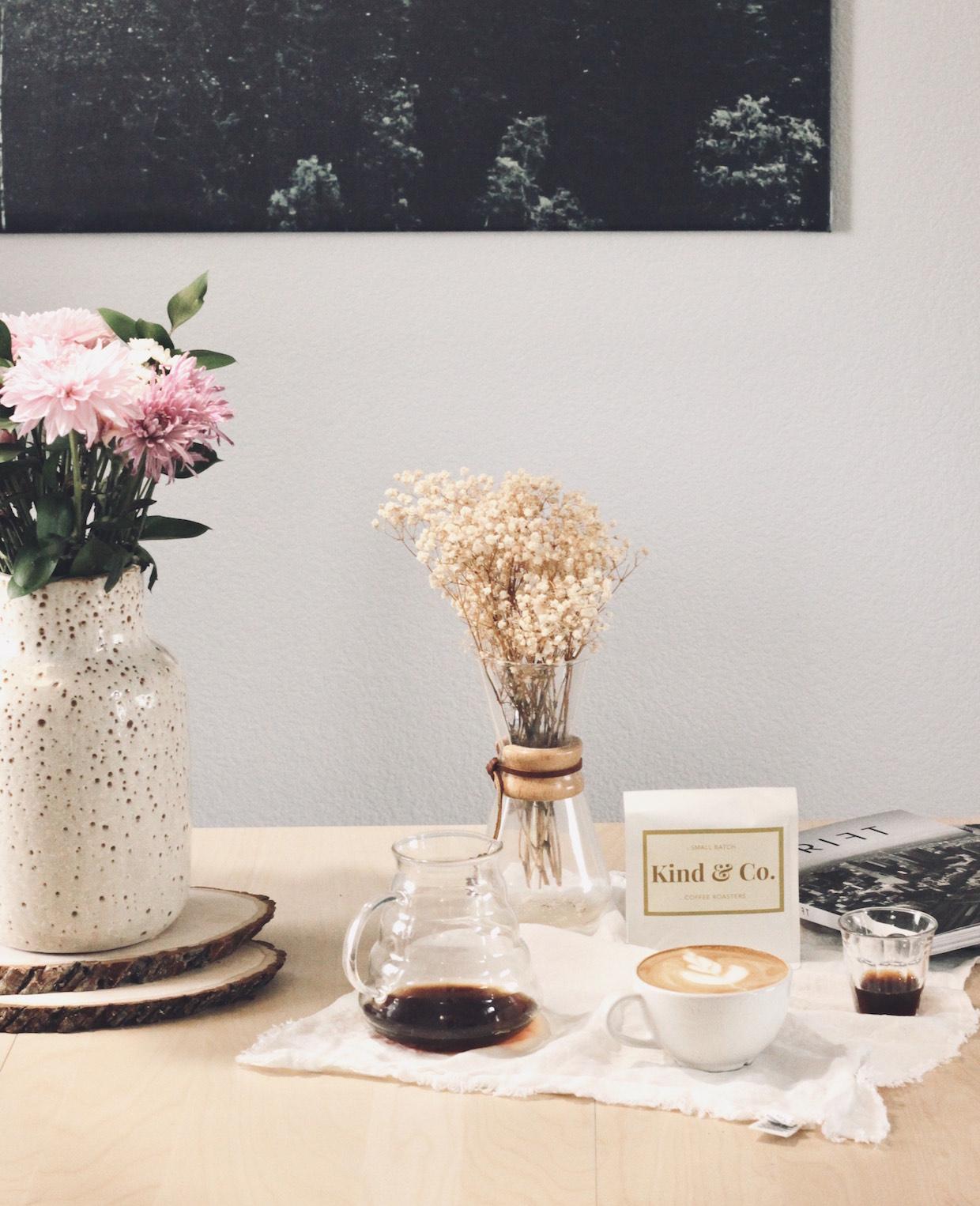 Kind & Co. coffee
