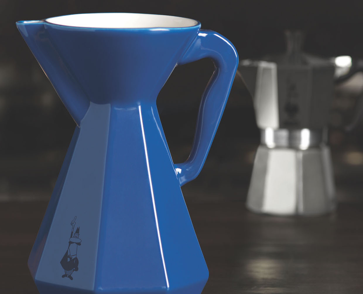 A Friendly Face in Troubling Times: Bialetti Introducing a Pourover Brewer