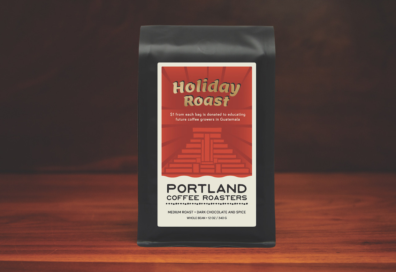 Portland Roasting Coffee Holiday Roast