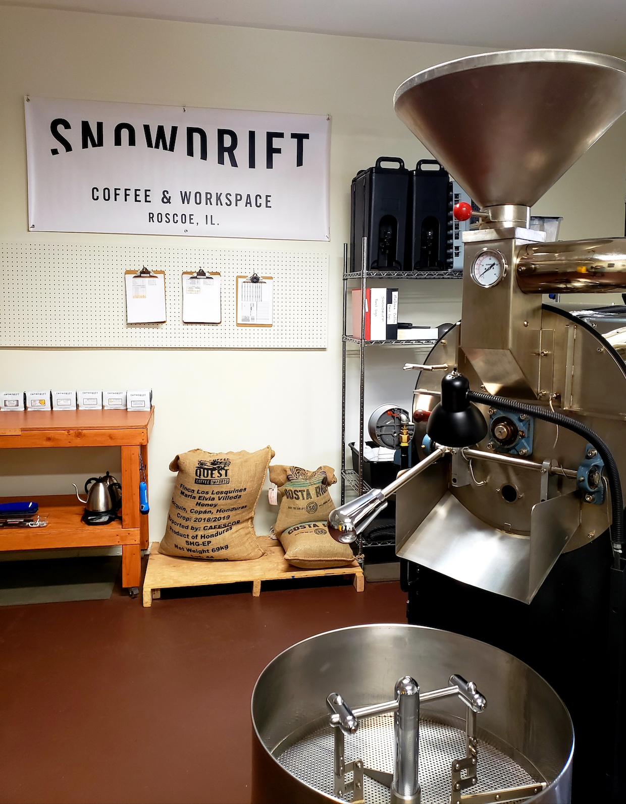 Snowdrift Coffee