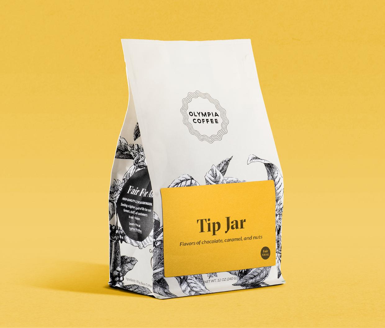 Tip Jar – Coffee