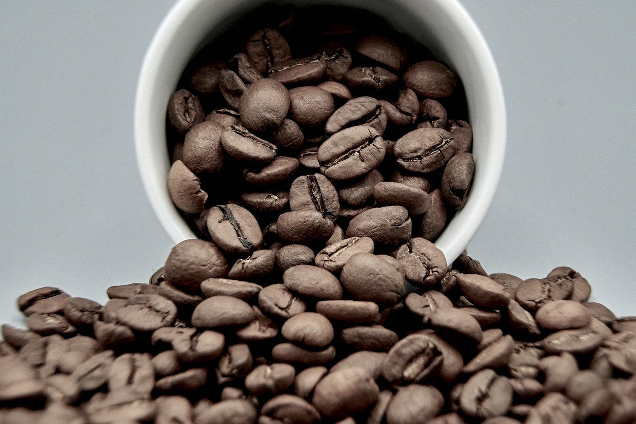 coffee beans Pixabay photo