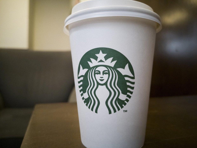 Starbucks Cup pixabay photo.