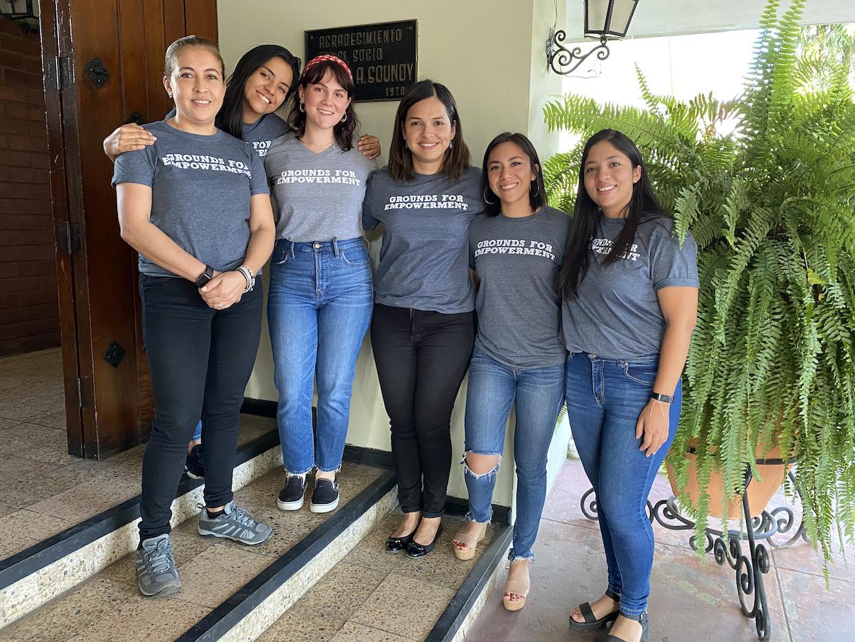 DCN GFE El Salvador Women Mentors