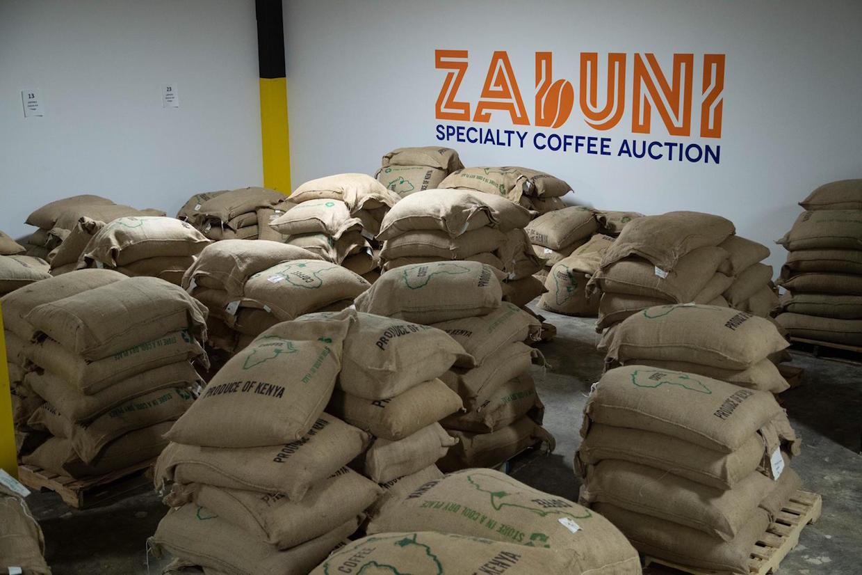Zabuni specialty coffee