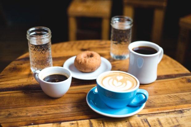 coffee and donut pixabay