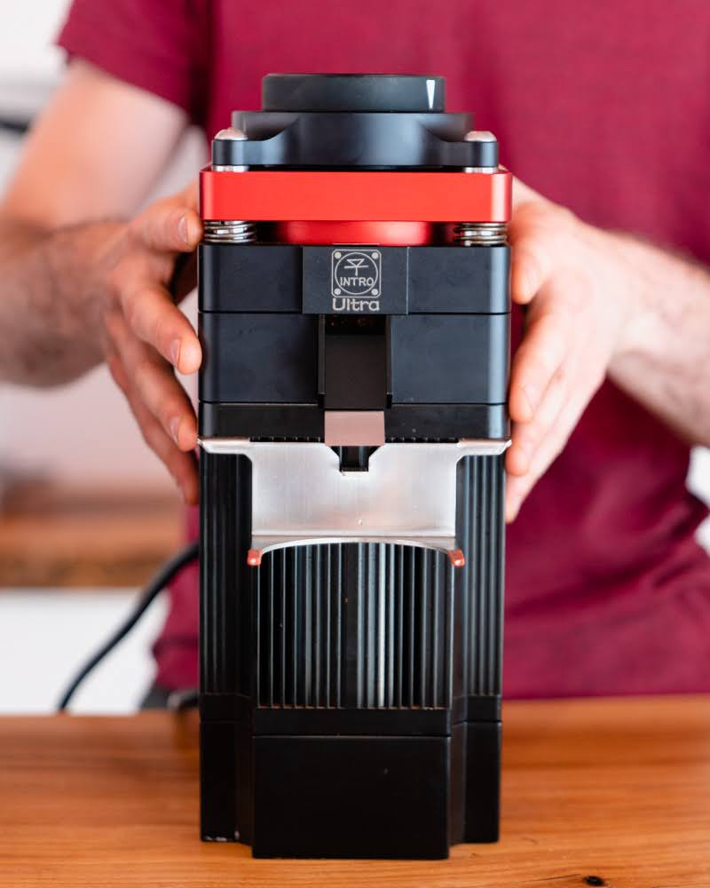 LeverCraft Ultra Grinder espresso