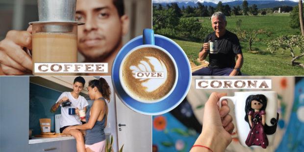 Coffee Over Corona
