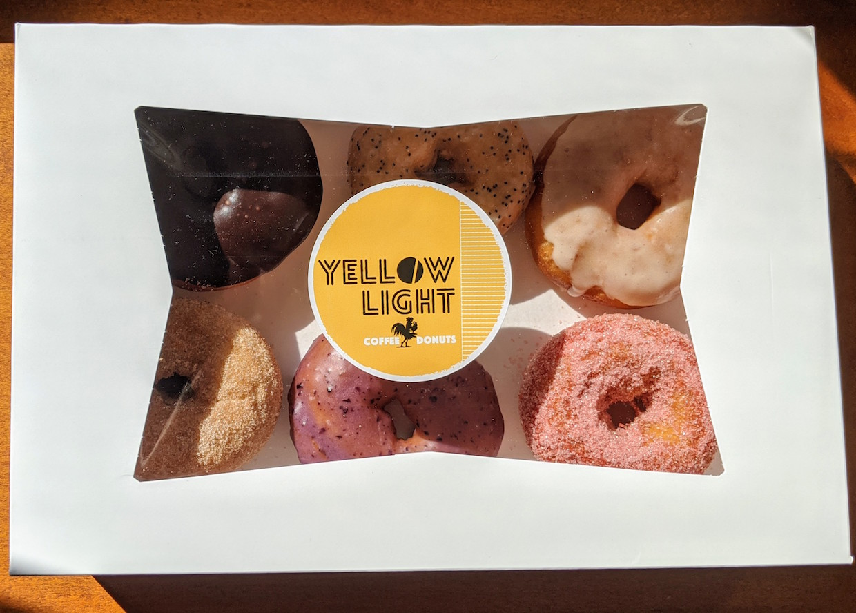 Yellow Light Donuts