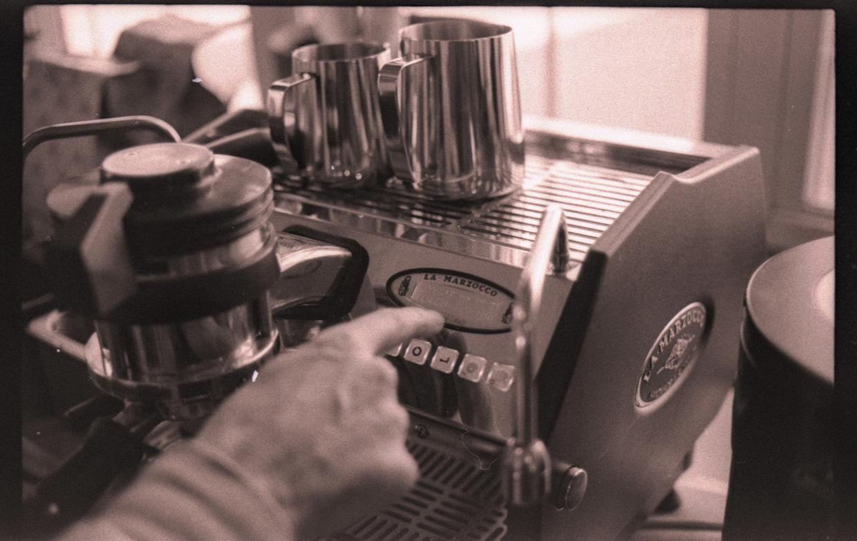 La Marzocco espresso machine