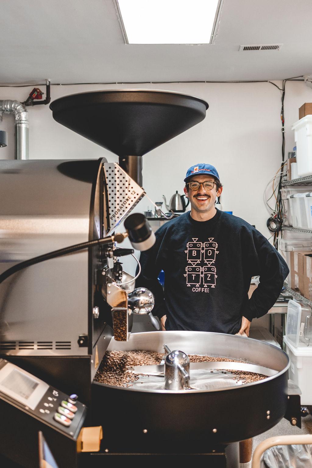 Danny Falloon Botz Coffee