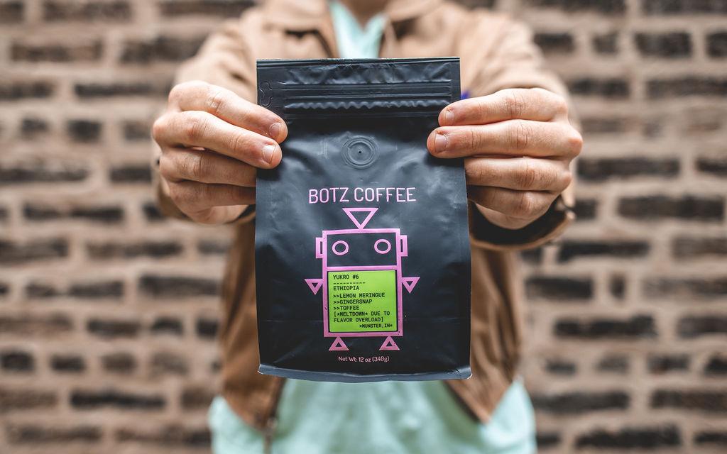 Botz Coffee bag