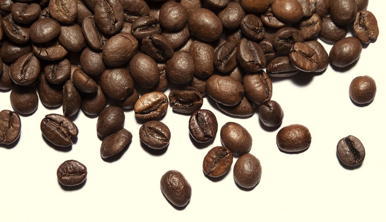 roasted coffee bean prices