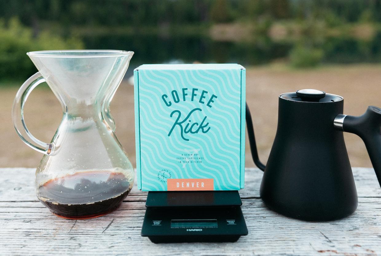 Coffee Kick Denver