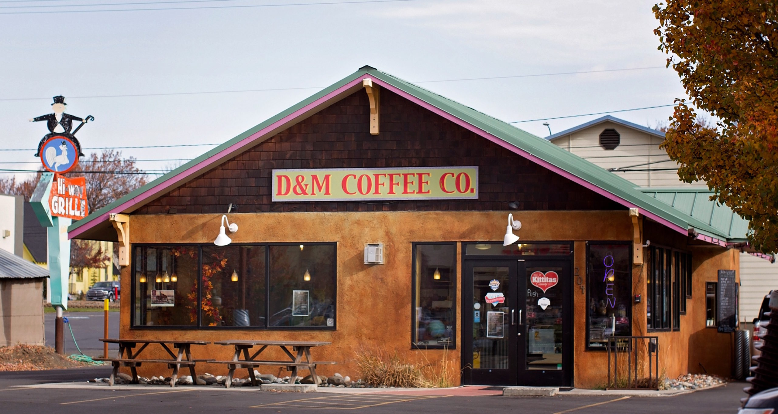 D&M Coffee