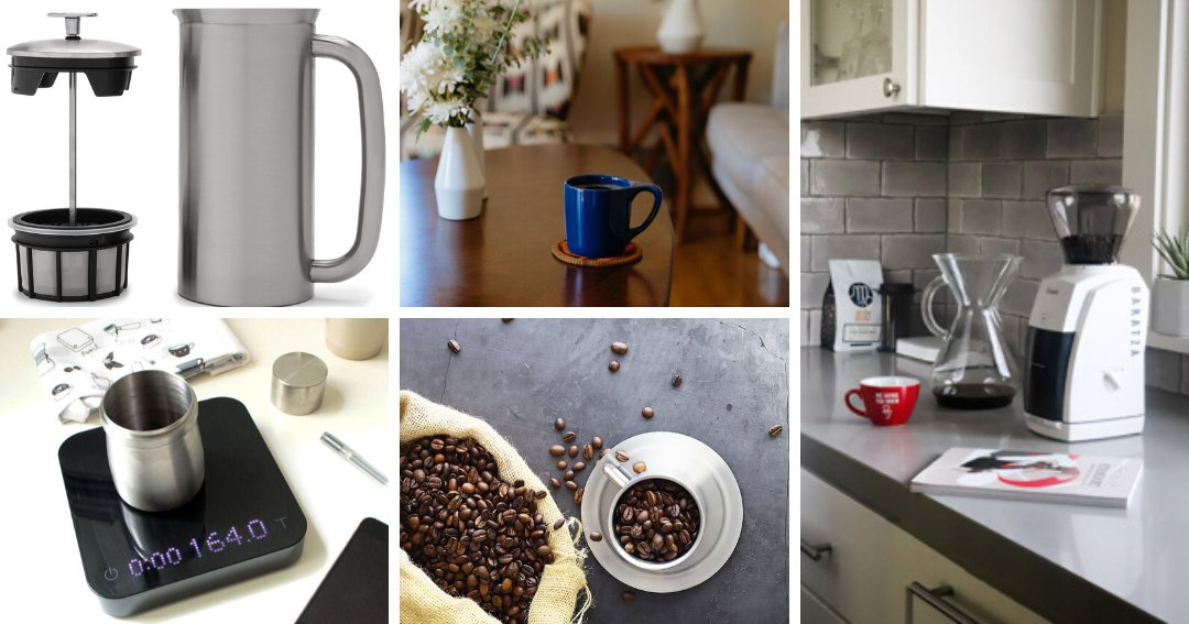 coffee brew kit giveaway
