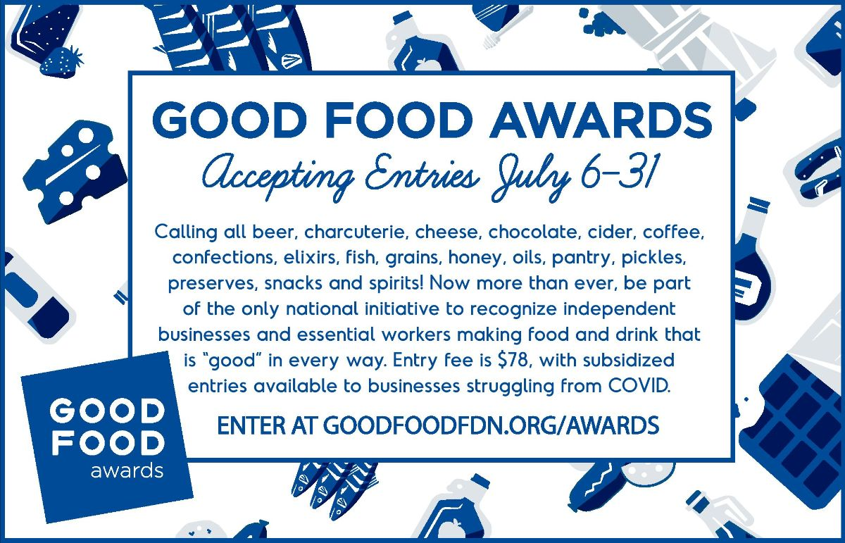 Good Food Awards entry