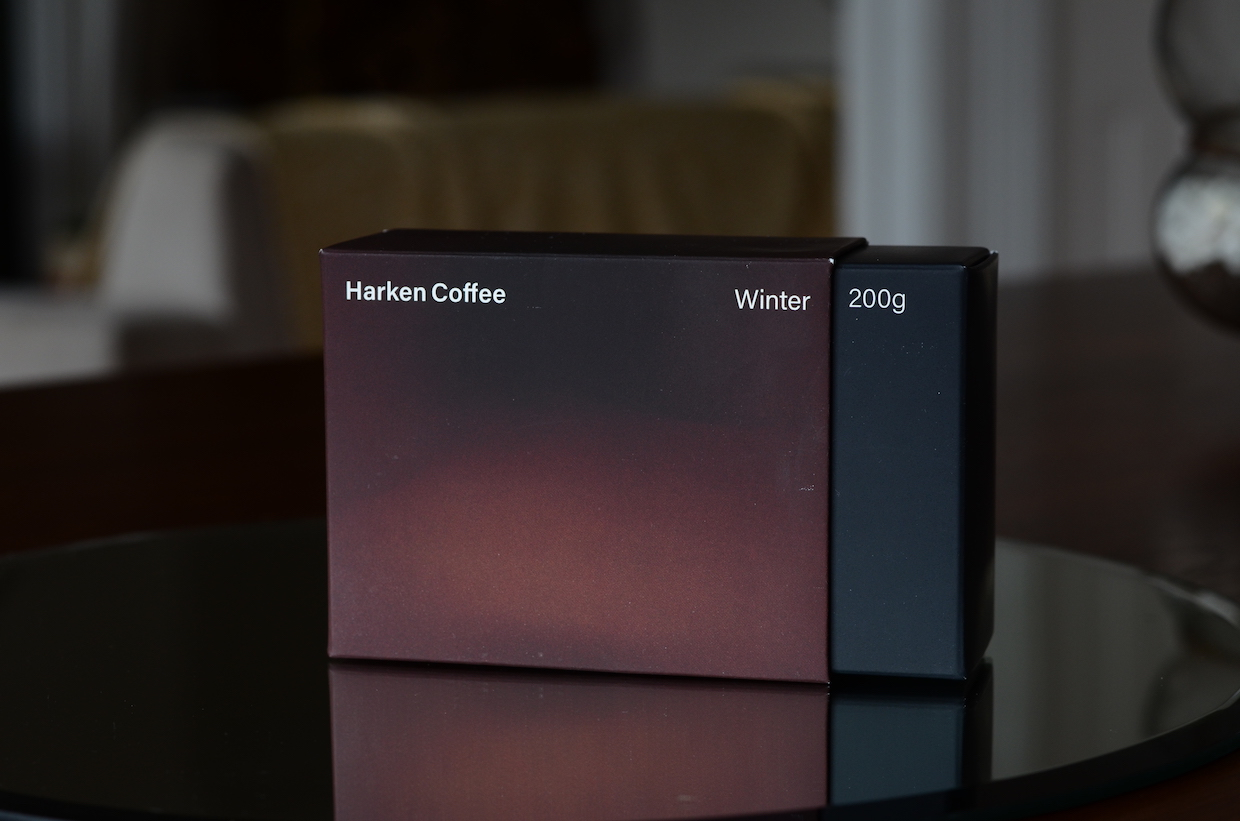Harken Coffee Winter