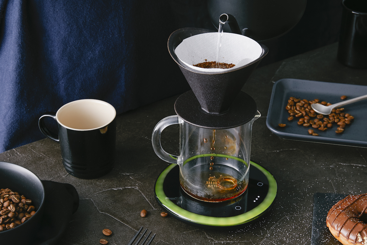 PourX Oura coffee scale 3