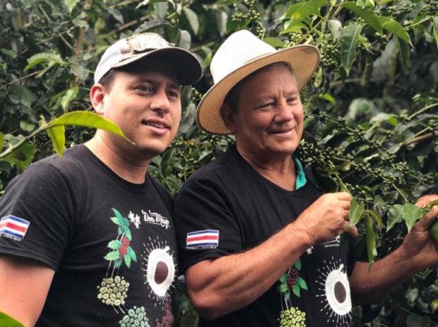 Josue & don Hector