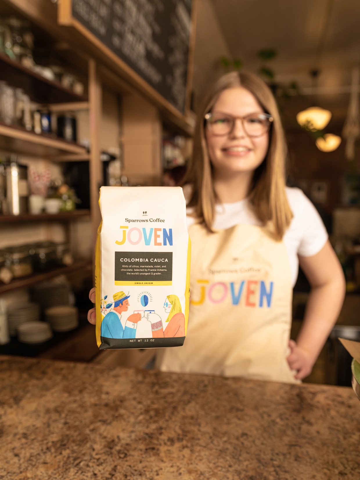 Joven Coffee Frankie