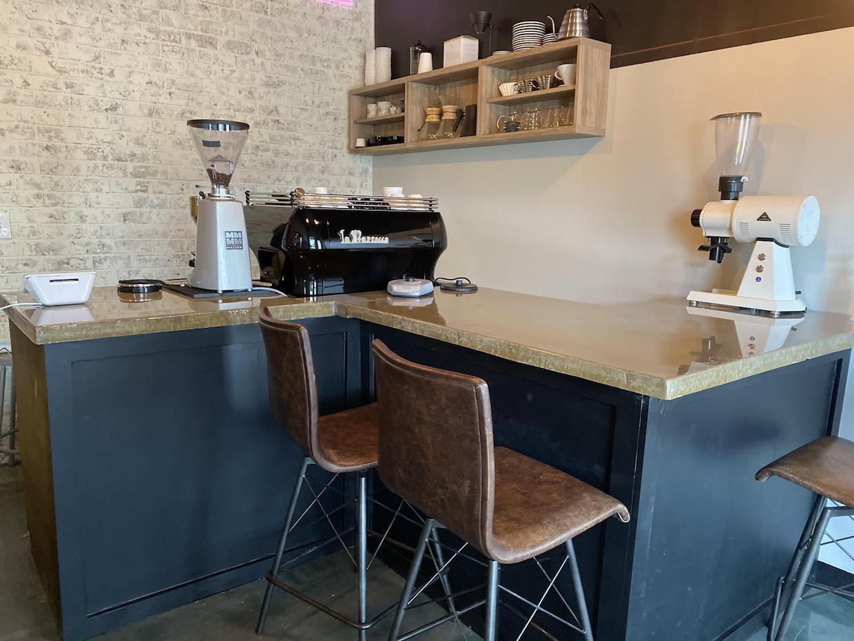 Madrone Mountain coffee bar