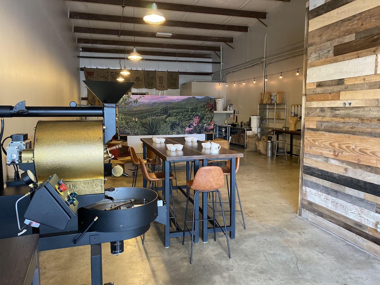 Madrone Mountain Coffee 2