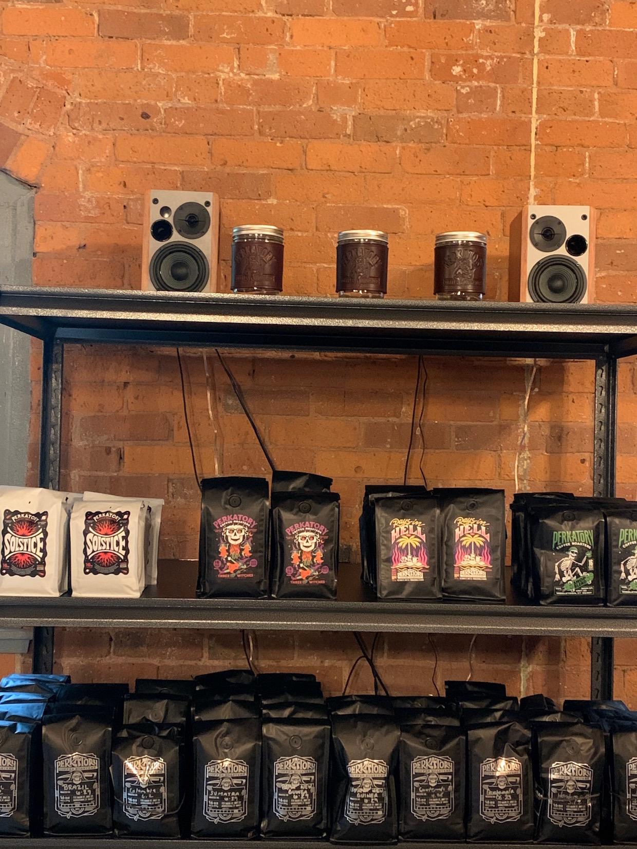 punk coffee retail