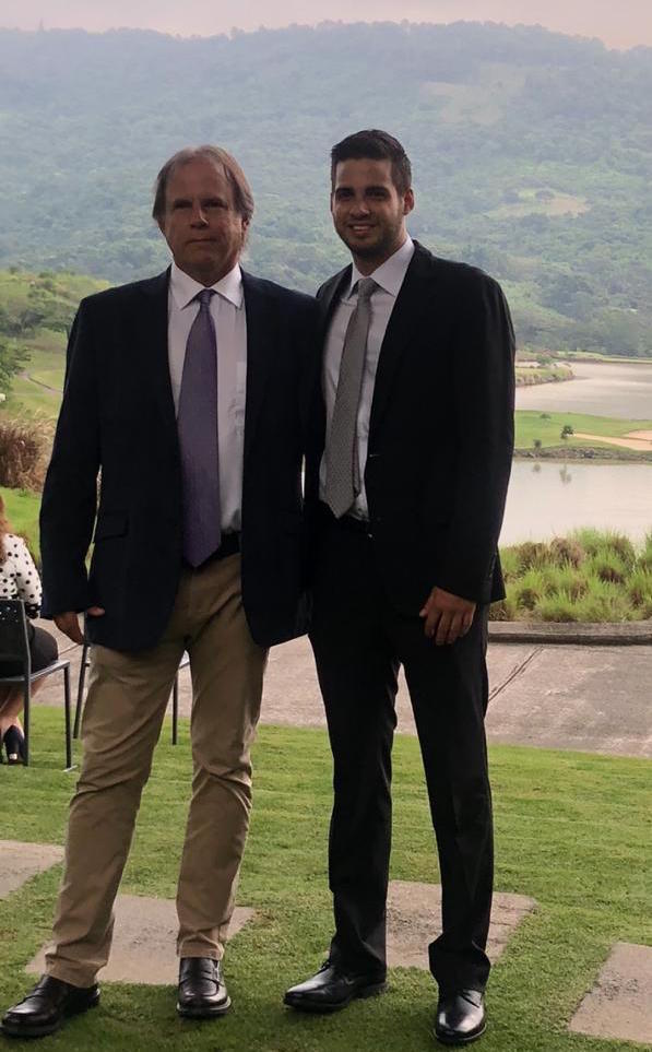 Robert Vilanova Sr and Roberto Vilanova Jr – El Salvador COE first place winners