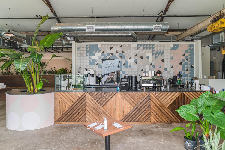 Tenfold Coffee bar