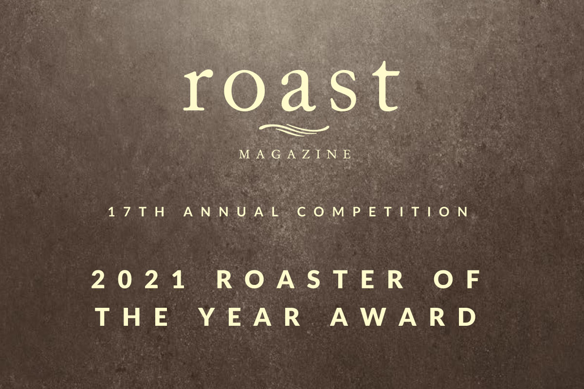 Roaster of the Year