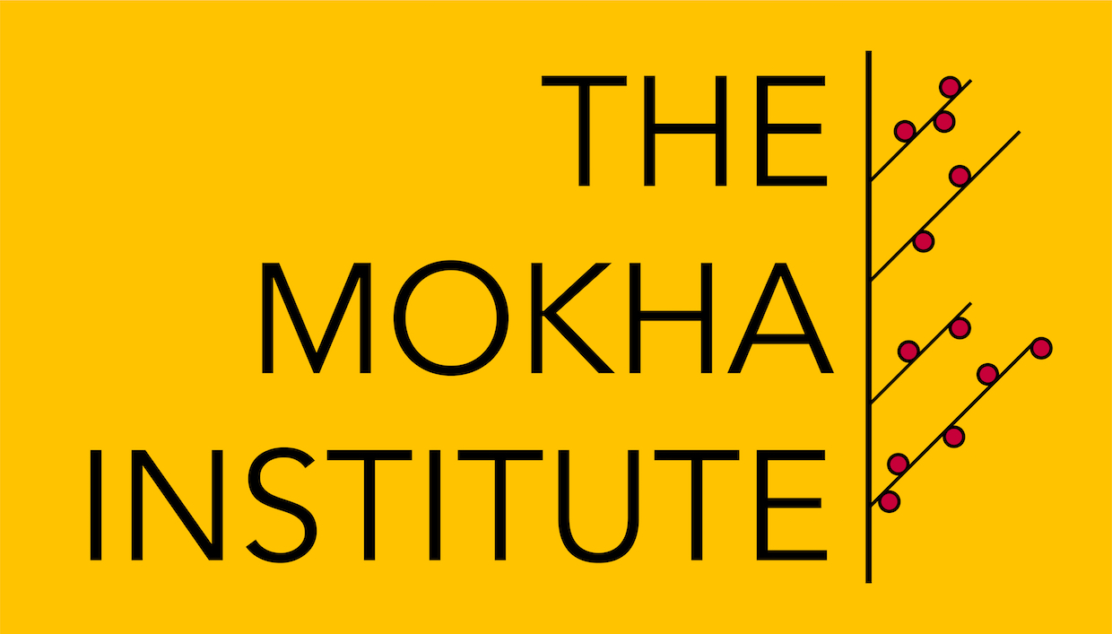 The new Mokha Institute logo