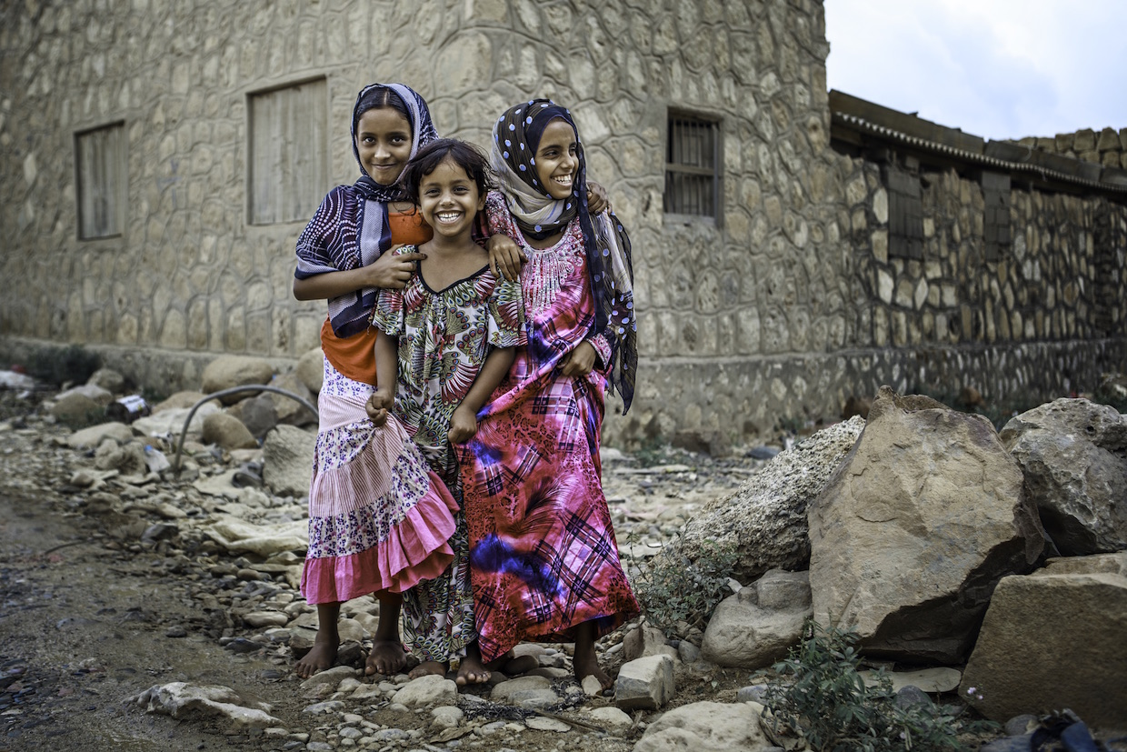 yemen girls photo